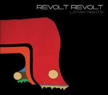Latah Nights - CD Audio di Revolt Revolt