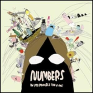 In My Mind All the Time - Vinile LP di Numbers