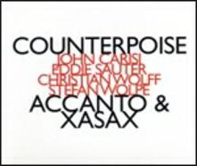 Counterpoise (Digipack) - CD Audio di Stefan Wolpe
