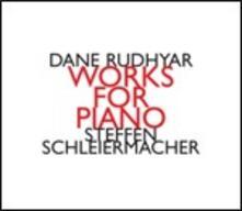 Works For Piano - CD Audio di Steffen Schleiermacher