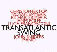 Transatlantic Swing - CD Audio di John Snijders