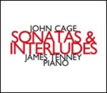 Sonatas & Interludes - CD Audio di John Cage