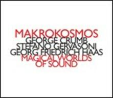 Magical Worlds of Sounds - CD Audio di Makrokosmos
