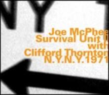 N.Y.N.Y. 1971 - CD Audio di Joe McPhee