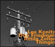 Thingin - CD Audio di Lee Konitz