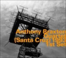 Santa Cruz 1993 1st Set - CD Audio di Anthony Braxton