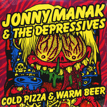 Cold Pizza and Warm Beer - CD Audio di Jonny Manak