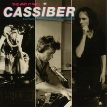 The Way it Was. Live Recordings and Studio Sketches 1985-92 - CD Audio di Cassiber