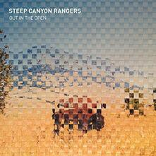 Out in the Open - Vinile LP di Steep Canyon Rangers