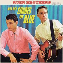 All my Shades of Blue - CD Audio di Ruen Brothers