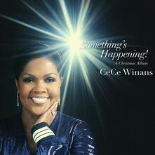 Something's Happening! A Christmas Album - CD Audio di CeCe Winans