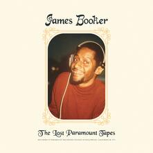 Lost Paramount Tapes - Vinile LP di James Booker