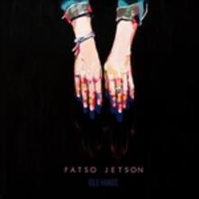 Idle Hands (Limited Edition Clear Blue Vinyl) - Vinile LP di Fatso Jetson