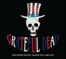 Auditorium Theatre Chicago - CD Audio di Grateful Dead