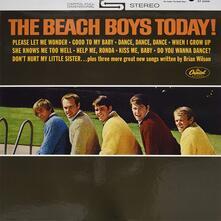 Today! (Stereo HQ) - Vinile LP di Beach Boys
