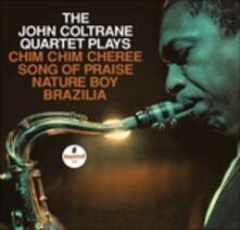 Plays Chim Chim Cheree, Song of Praise, Nature Boy, Brazilia - SuperAudio CD ibrido di John Coltrane