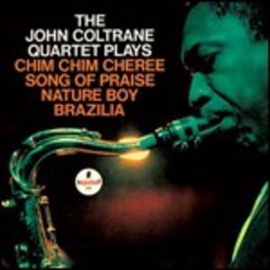 The John Coltrane Quartet Plays - Vinile LP di John Coltrane