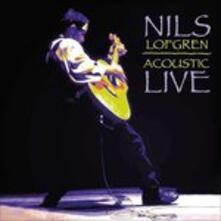Acoustic Live (200 gr.) - Vinile LP di Nils Lofgren
