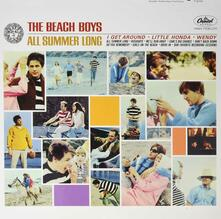 All Summer Long (HQ) - Vinile LP di Beach Boys