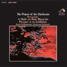 The Power of the Orchestra - Vinile LP di Modest Petrovich Mussorgsky,Royal Philharmonic Orchestra