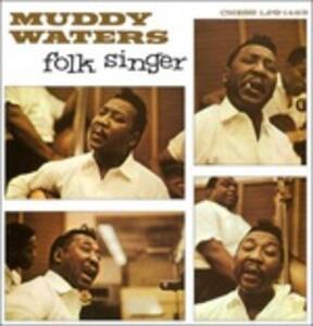 Folk Singers - Vinile LP di Muddy Waters