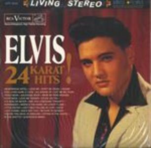24 Karat Plus Hits - Vinile LP di Elvis Presley