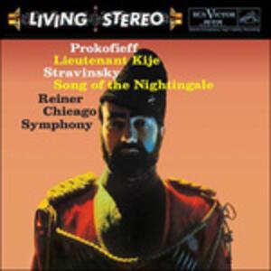 Liutenant Kije - Vinile LP di Sergej Sergeevic Prokofiev,Fritz Reiner,Chicago Symphony Orchestra