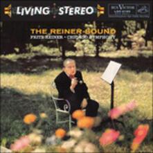 Reiner Sound - Vinile LP di Fritz Reiner