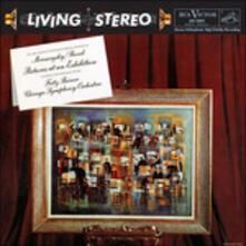 Quadri di un'esposizione (200 gr.) - Vinile LP di Modest Petrovich Mussorgsky,Maurice Ravel,Fritz Reiner,Chicago Symphony Orchestra