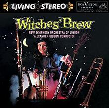Witches Brew - SuperAudio CD ibrido di New Symphony Orchestra of London