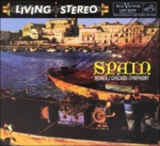 Spain - Vinile LP di Fritz Reiner,Chicago Symphony Orchestra