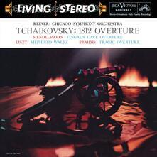 Overture 1812 - Vinile LP di Pyotr Ilyich Tchaikovsky,Chicago Symphony Orchestra