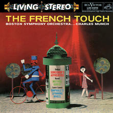 The French Touch (200gr. QRP) - Vinile LP di Charles Munch,Boston Symphony Orchestra