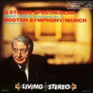 A Stereo Spectacular - Vinile LP di Charles Munch,Boston Symphony Orchestra