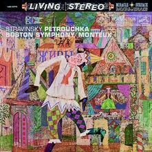 Petrouchka - Vinile LP di Igor Stravinsky,Pierre Monteux,Boston Symphony Orchestra