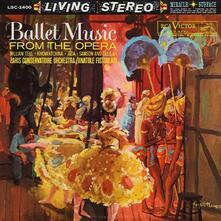 Ballet Music From The Opera - Vinile LP di Anatole Fistoulari
