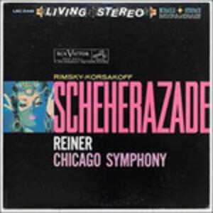 Shéhérazade - Vinile LP di Fritz Reiner,Nikolai Rimsky-Korsakov,Chicago Symphony Orchestra