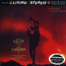 Faust & Carmen (200 gr.) - Vinile LP di Georges Bizet,Charles Gounod