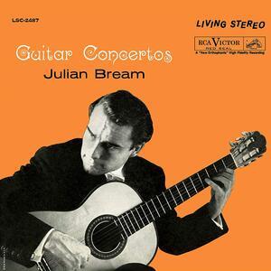 Guitar Concertos - Vinile LP di Julian Bream,Melos Ensemble