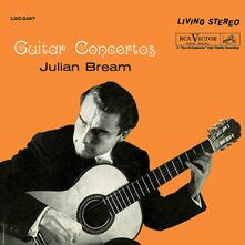 Guitar Concertos (200 gr.) - Vinile LP di Julian Bream,Melos Ensemble