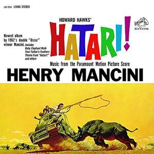 Hatari (Colonna Sonora) - Vinile LP di Henry Mancini