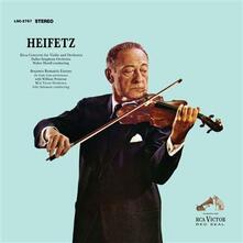 Suona Rozsa e Britten - SuperAudio CD ibrido di Jascha Heifetz