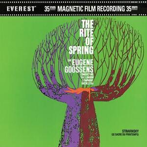 La sagra della primavera (Le Sacre du Printemps) - Vinile LP di Igor Stravinsky,London Symphony Orchestra