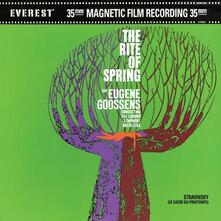 La sagra della primavera (Le Sacre du Printemps) (200 gr.) - Vinile LP di Igor Stravinsky,London Symphony Orchestra