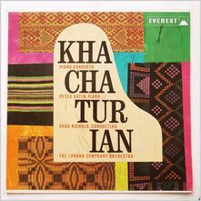 Concerto per pianoforte e orchestra - Vinile LP di Aram Khachaturian,London Symphony Orchestra