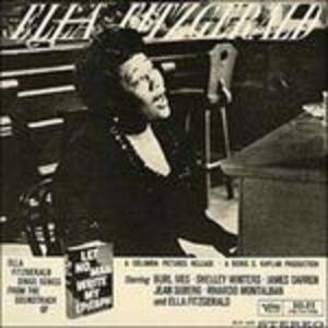 Let No Man Write My Epitaph - Vinile LP di Ella Fitzgerald