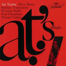 AT's Delight - SuperAudio CD ibrido di Art Taylor