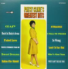 Greatest Hits (45 RPM Vinyl Record) - Vinile LP di Patsy Cline
