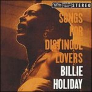 Songs for Distingue - Vinile LP di Billie Holiday