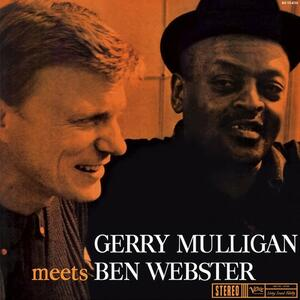 Mulligan Meets Webster - Vinile LP di Gerry Mulligan,Ben Webster